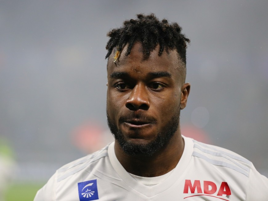 OL : Maxwell Cornet ne sera pas du déplacement à Metz