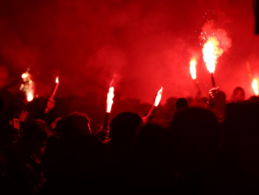 Finale de la Ligue Europa à Lyon : la fête ou la bagarre ?