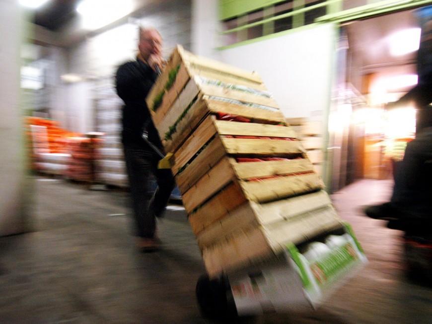 Coronavirus : les marchés de Lyon resteront fermés durant le confinement