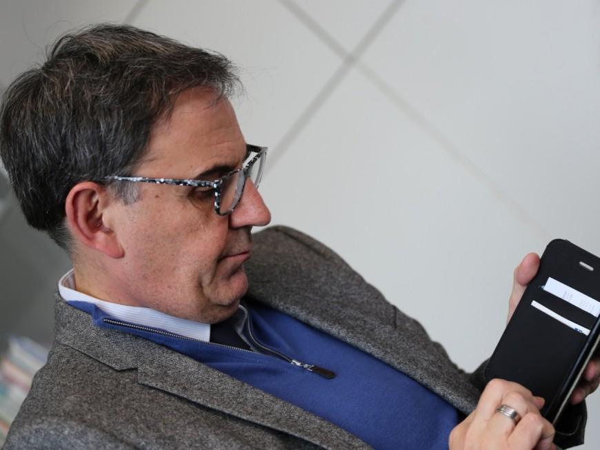 Métropolitaines : David Kimelfeld a royalement snobé Emmanuel Macron
