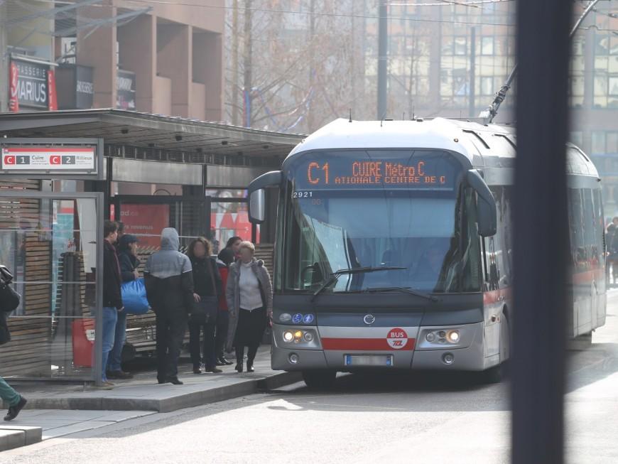 Le SYTRAL rénove les trolleybus du réseau TCL