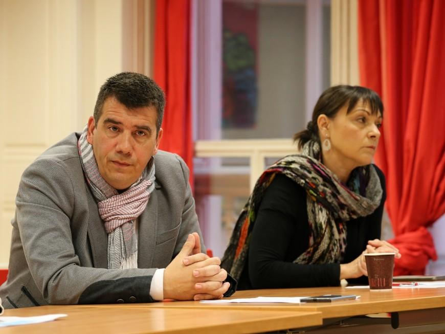 Les socialistes du Rhône réunis à Bron pour la Fête de la Rose