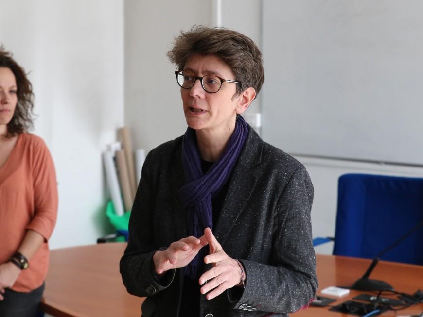 Nathalie Dompnier en passe d'être réélue présidente de l'université Lyon 2
