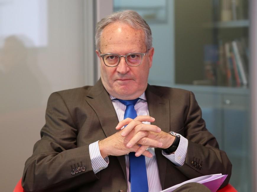 Laurent Wauquiez enregistré à son insu : le directeur de l'emlyon recadre ses élèves