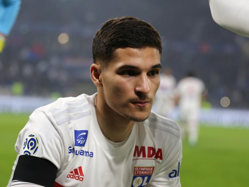 ASSE-OL : Lyon braqué en infériorité numérique (1-0) - VIDEO