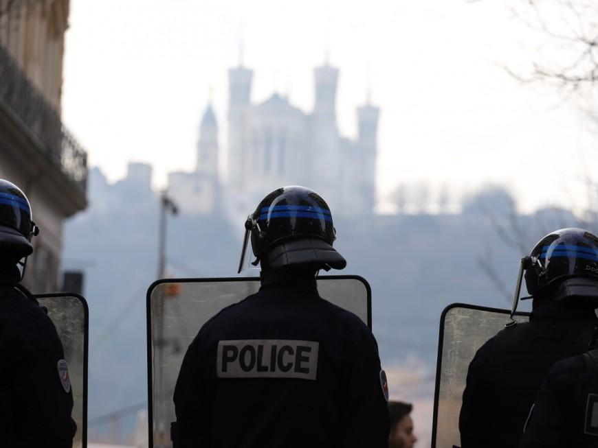 Grève du 5 décembre : des actions prévues par les policiers lyonnais