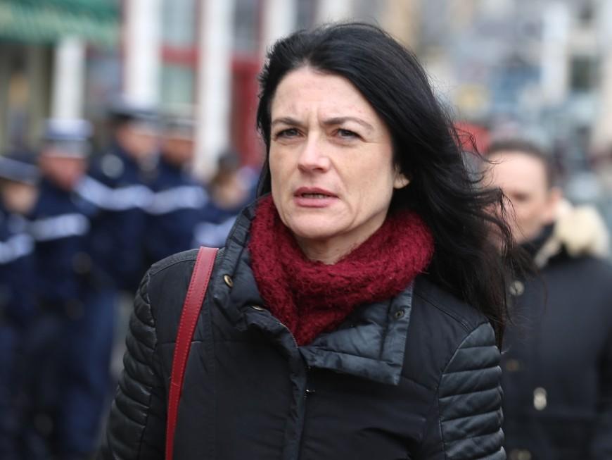 """Lycéens à genoux à Mantes-la-Jolie : Nathalie Perrin-Gilbert dénonce une """"violence d'Etat"""""""