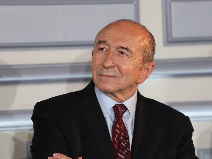 Gérard Collomb parti aux Emirats Arabes Unis pour renforcer la coopération avec Lyon