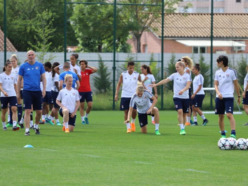 L'OL féminin reçoit le Paris FC avant de penser à la Ligue des Champions