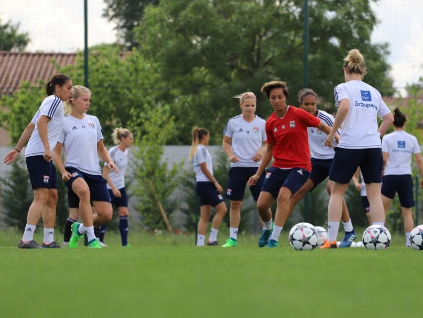 """OL féminin : """"Hors de question de perdre ce match"""" face à l'Ajax"""