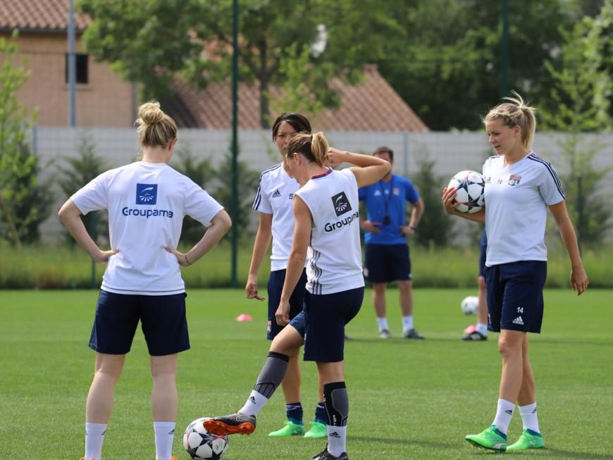 OL féminin : retour au championnat après la qualification contre Paris