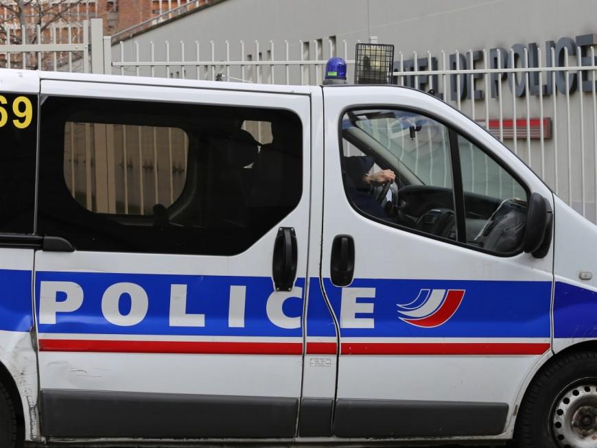 Villeurbanne : en colère, il tire sur un immeuble