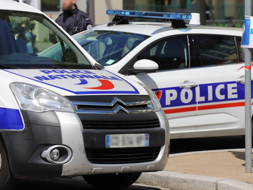 Un homme poignardé près de Lyon ce mercredi matin