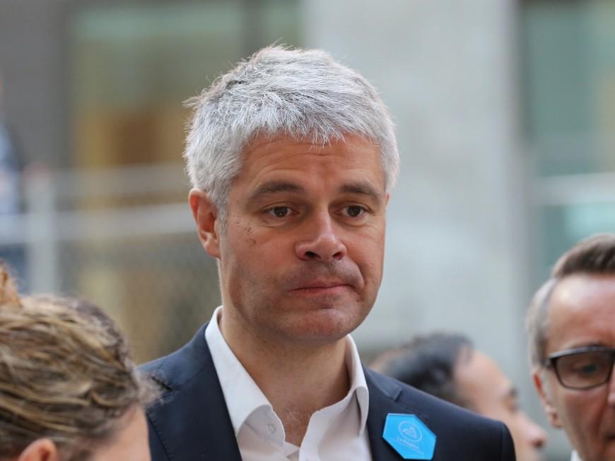 """A45 : Laurent Wauquiez, un """"pied nickelé du béton et du pétrole"""" pour les élus RCES"""
