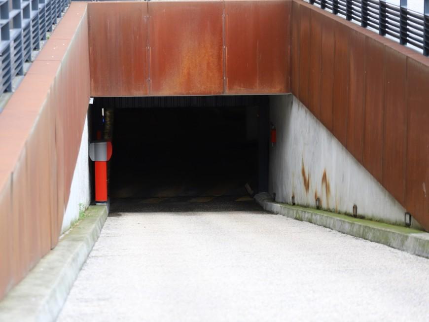 Lyon : 16 parkings souterrains seront bientôt équipés de 4G