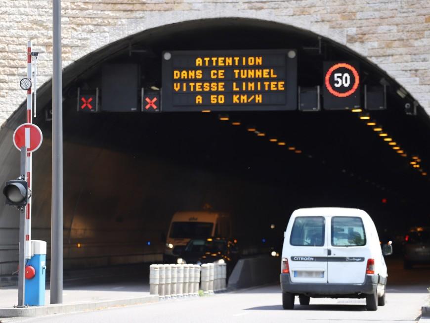 """Pollution : le Conseil Municipal dit """"non"""" à la fermeture du tunnel de la Croix-Rousse"""