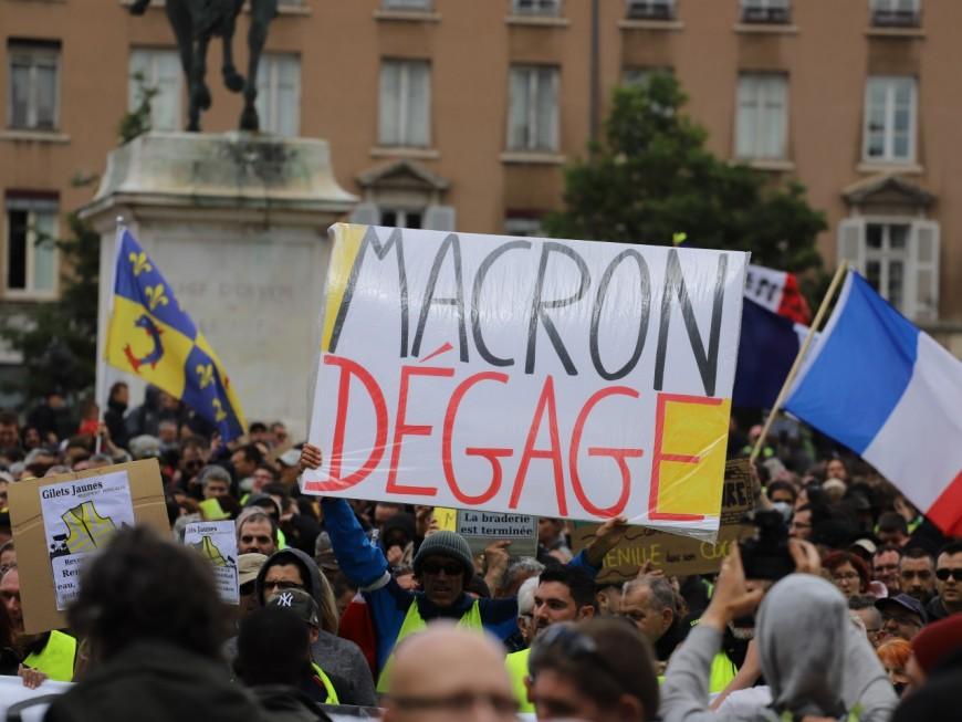 Réforme des retraites : petite mobilisation à Lyon pendant les fêtes