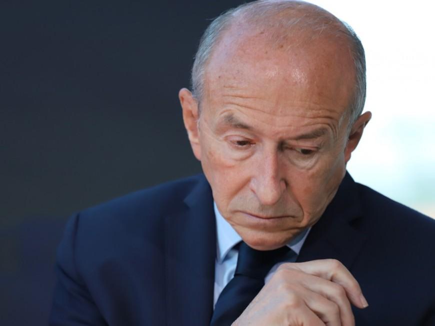 """Gérard Collomb : """"Rien caché et rien à cacher, les Lyonnais le savent bien"""""""