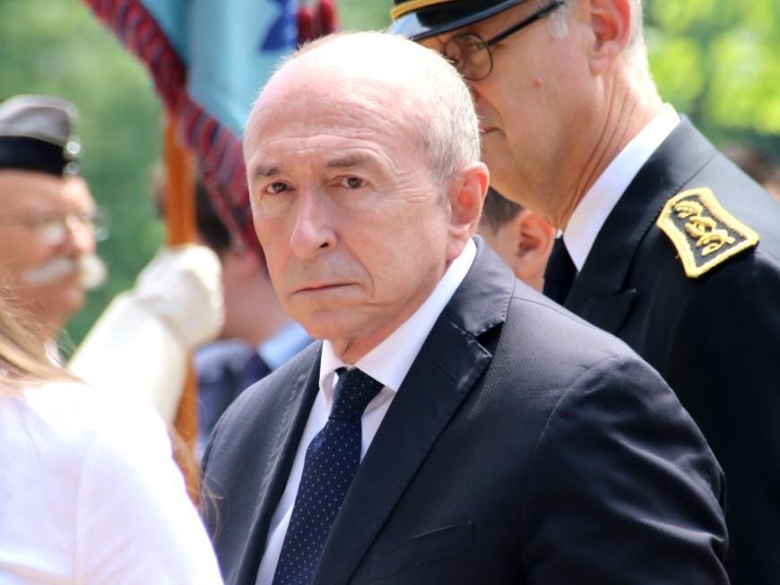 Affaire Benalla : le 1er-mai dernier, Gérard Collomb était... à Lyon