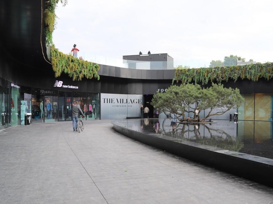 The Village : le nouveau village de marques à 30 minutes de Lyon