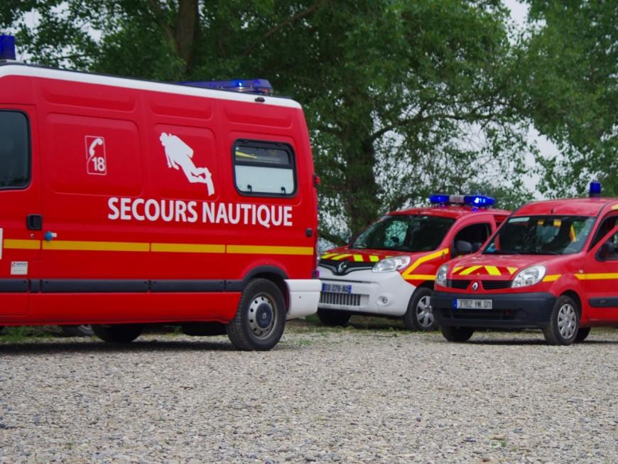 Un corps a été repêché sur le site du barrage d'Ampuis (Rhône)