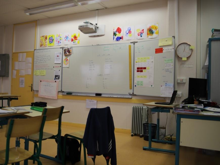 Villeurbanne : des élèves à l'école dès jeudi prochain