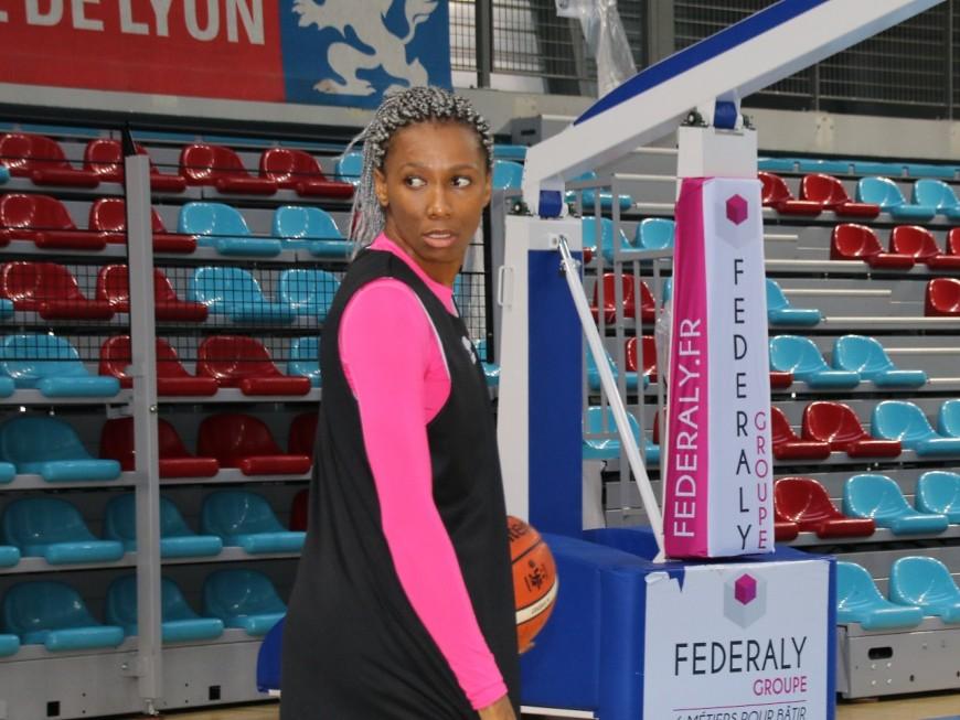 Fin de saison pour le Lyon ASVEL féminin