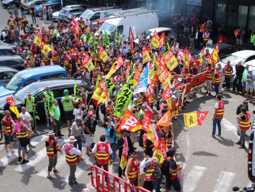 Une rentrée sociale placée sous le signe de la conquête de nouveaux droits à Lyon