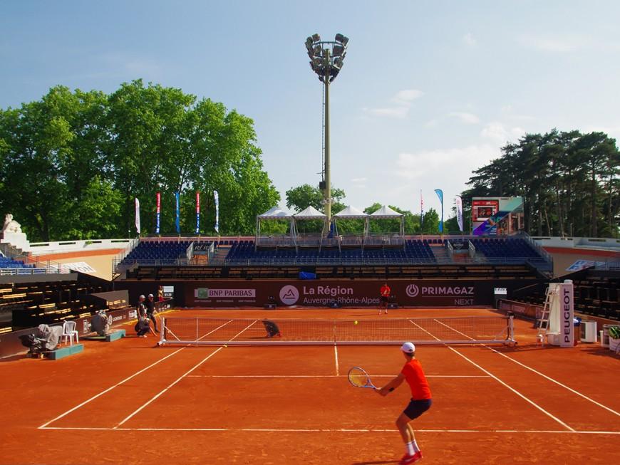 Open Parc à Lyon : Monfils et Mannarino sortis au premier tour !