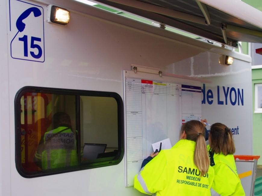 Vénissieux : deux frères percutés en voiture, un mort et deux blessés
