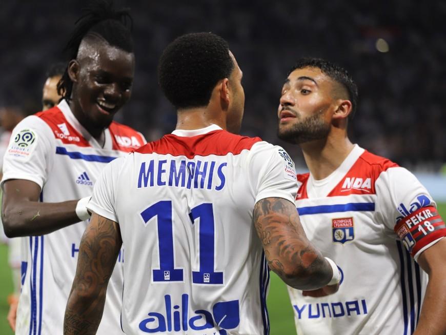 """Avec Fekir, l'OL veut plus de """"folie"""" face à Strasbourg"""