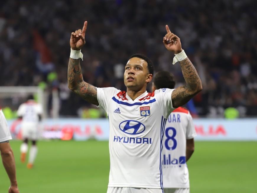 L'OL sacré champion d'automne après avoir arraché le nul à Rennes- VIDEO