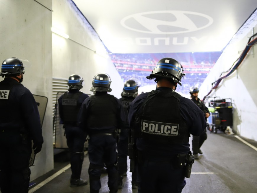 Villefranche-PSG : la venue des supporters parisiens sous haute surveillance policière