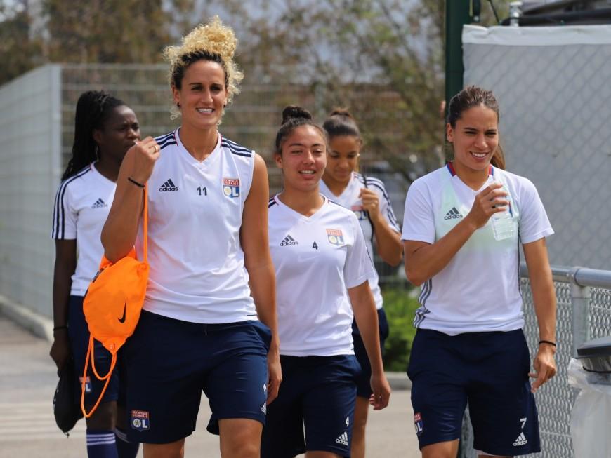 Coupe de France : l'OL féminin en route pour un troisième triplé