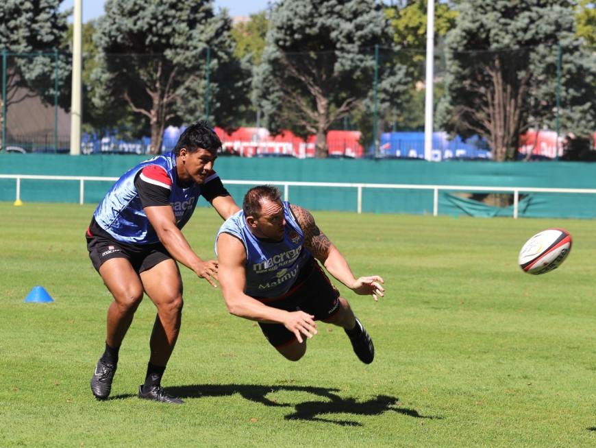 Le LOU Rugby retrouve le Top 14 à Toulon