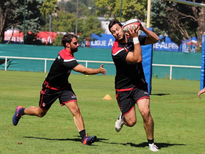 LOU Rugby-ASM : partir en repos l'esprit tranquille