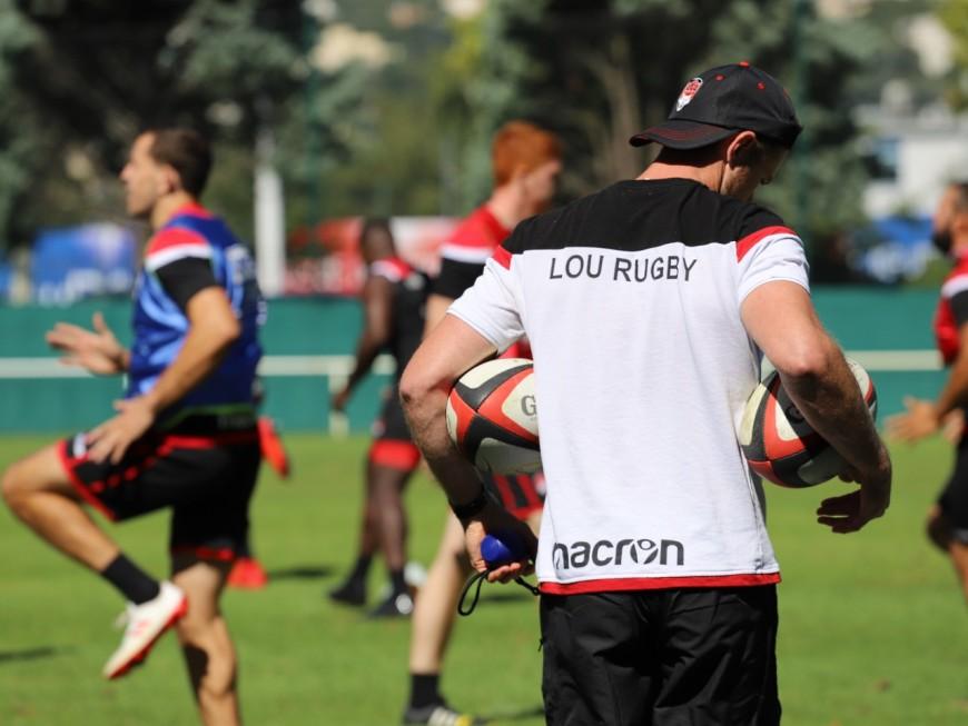 """LOU Rugby- Bayonne : """"On est plus motivés qu'autre chose"""" prévient Pierre-Louis Barassi"""