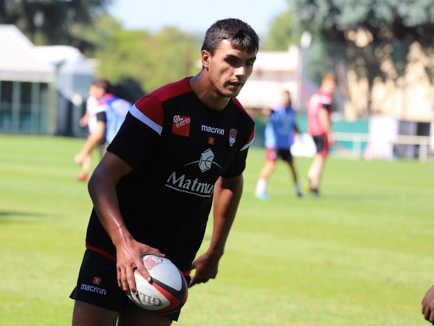 Top 14: le LOU Rugby s'impose d'une courte tête à Montpellier (16-21)
