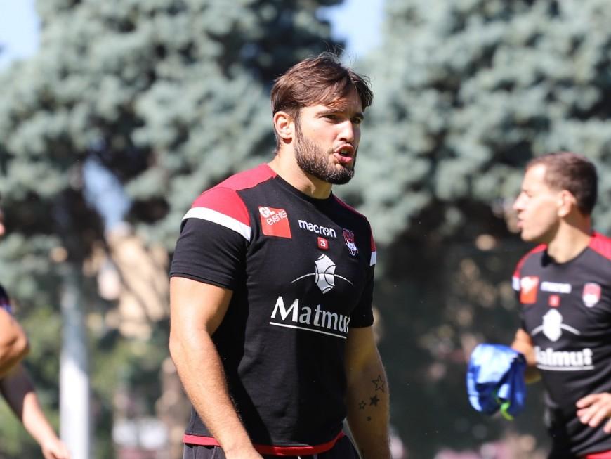 Le LOU Rugby ne veut pas perdre son derby face à Grenoble
