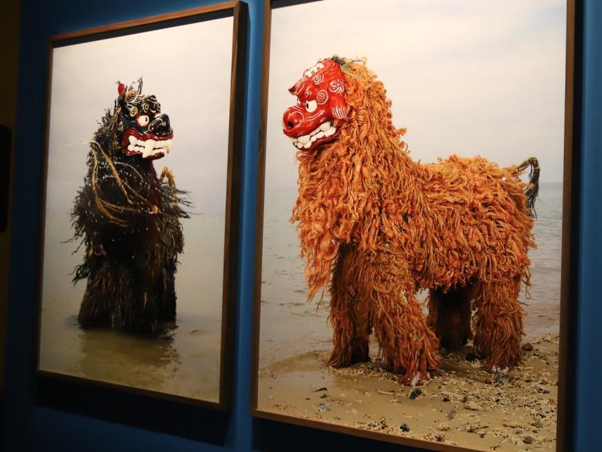 """Avec """"Yokainoshima"""", le Musée des Confluences propose un voyage dans l'univers du Japon ancestral"""