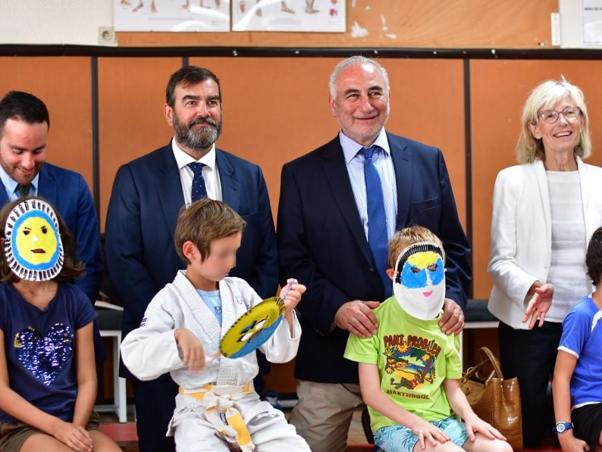 Rentrée 2018 : le bien-être de l'enfant, une priorité pour la Ville