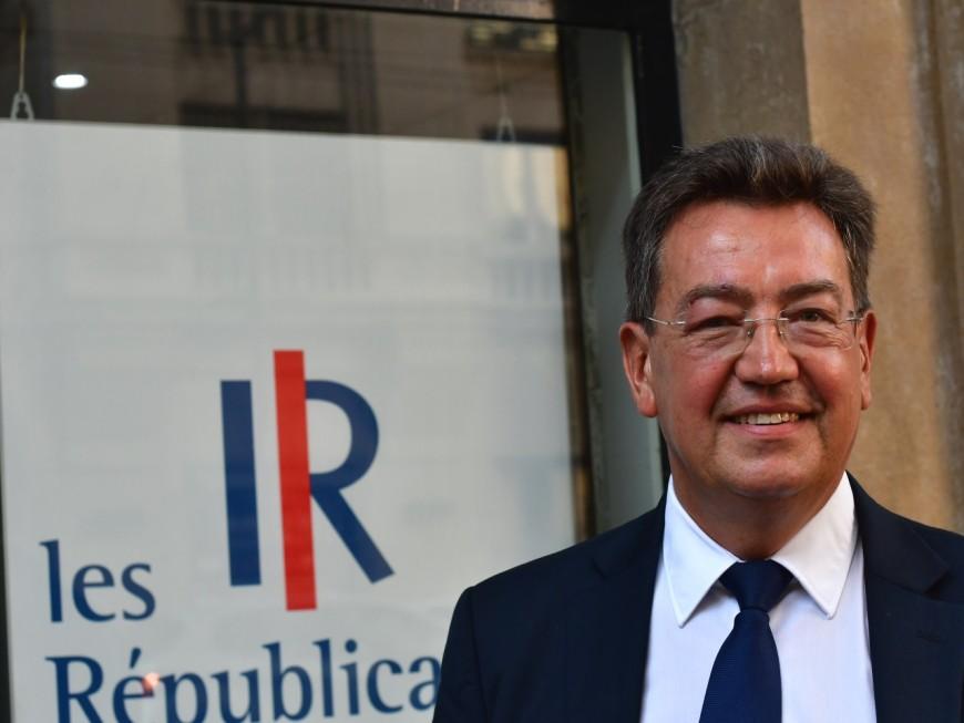 """Retour programmé de Collomb à Lyon : """"Un scandale d'Etat"""" pour Philippe Cochet"""