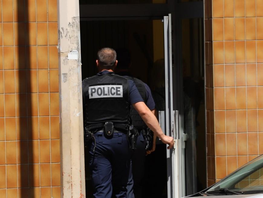 La police lyonnaise met la main sur une demi-tonne de résine de cannabis