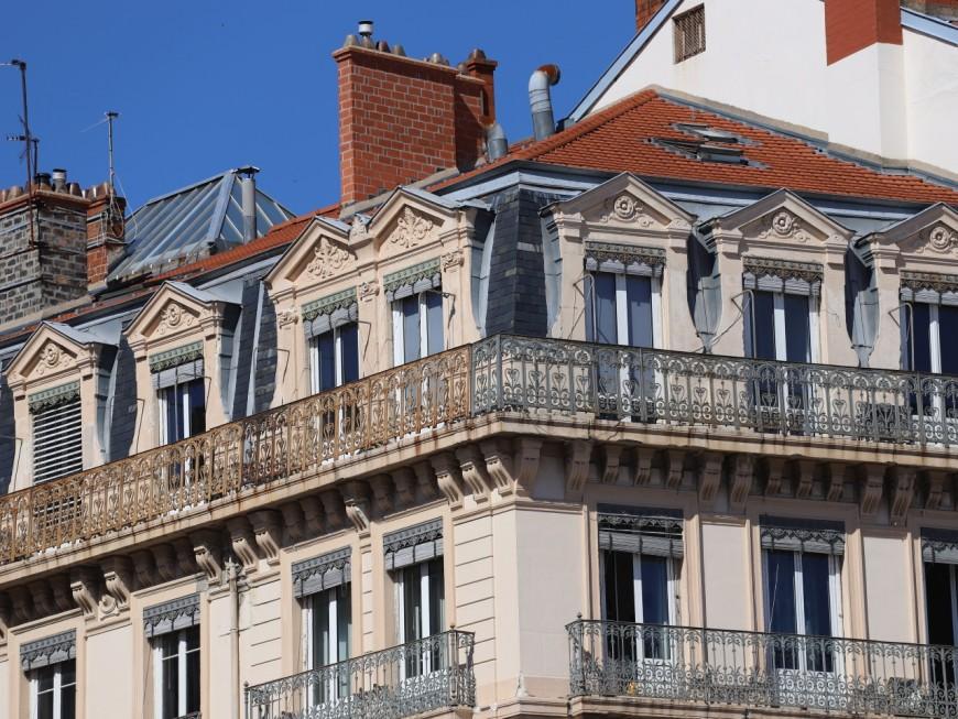 Lyon : prix de l'immobilier en hausse de 5,7% à l'exception du 8e