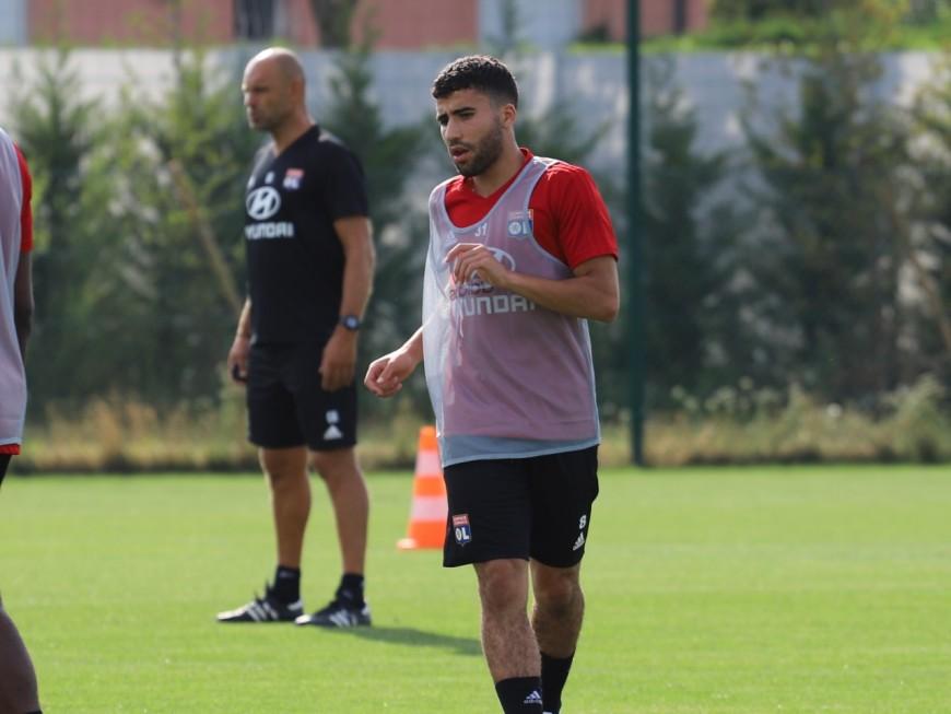 Yassin Fekir prolongé par l'OL