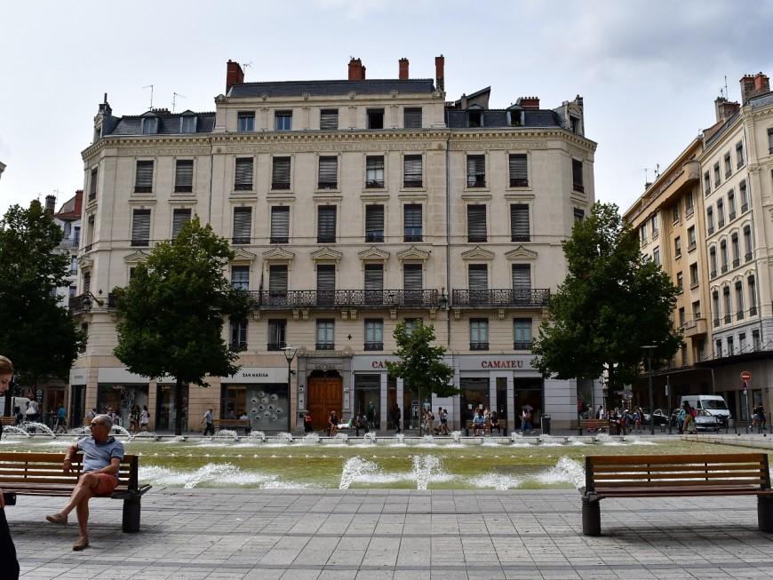 Lyon: les Emirats investissent les commerces de la Presqu'île - VIDEO