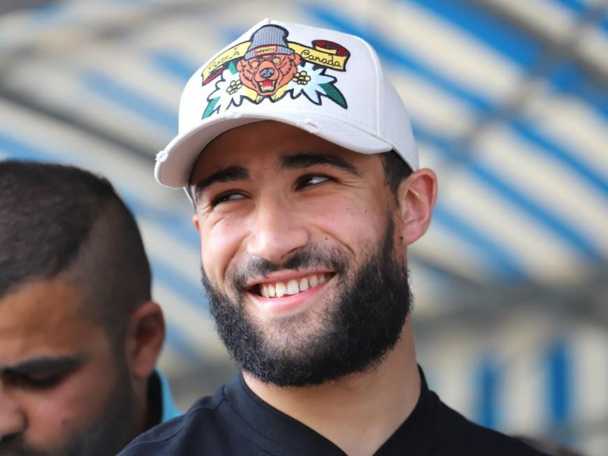 """""""I récupe the ball"""" : la leçon d'anglais de Nabil Fekir (OL) après Manchester City - VIDEO"""