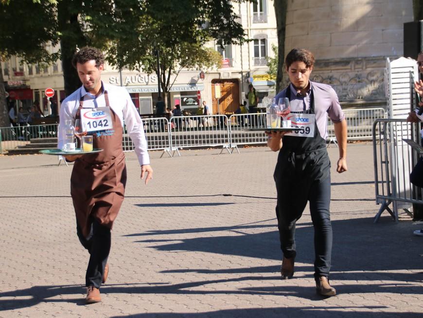 La course des garçons de café de retour ce samedi à Lyon