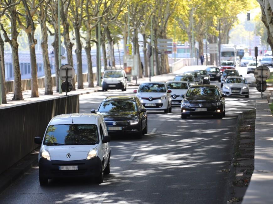 Fin de l'alerte pollution à Lyon : la mesure de circulation différenciée est levée