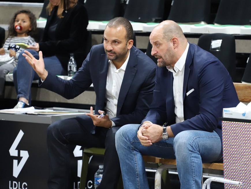 Demi-finale des play-offs : l'ASVEL face Nanterre ce dimanche